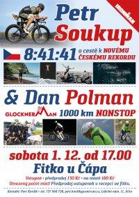 Ironman a Glocknerman aneb Petr Soukupa a Dan Polman